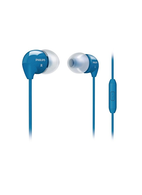 Philips SHE3595BL/00 Kulakiçi Mikrofonlu Kulaklık Renkli